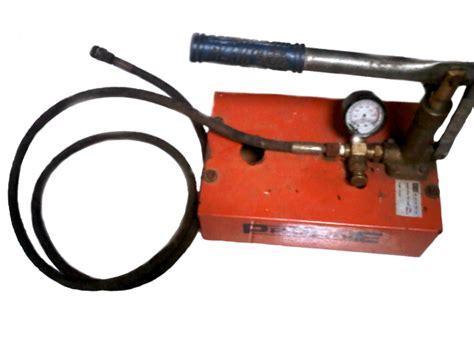Alat Test Pipa alat hydrotest