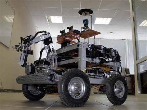 mobile robotics artificial intelligence ai and mobile robotics research