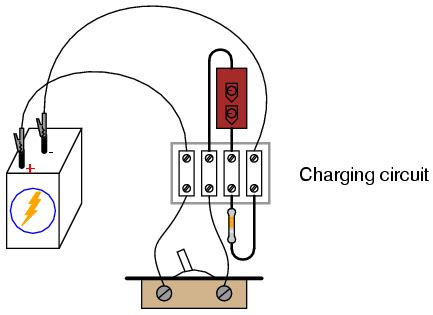 capacitor charge and discharge experiment capacitor charging and discharging
