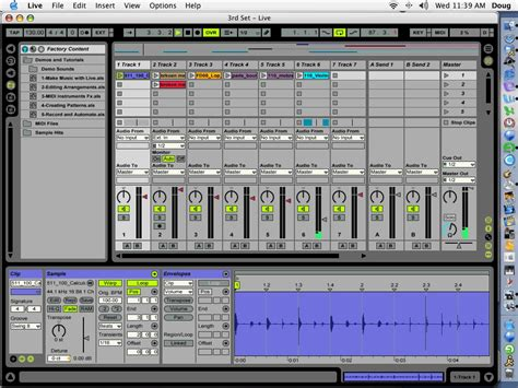 Ableton Gift Card - ableton live class 2 3 session view midi dubspot