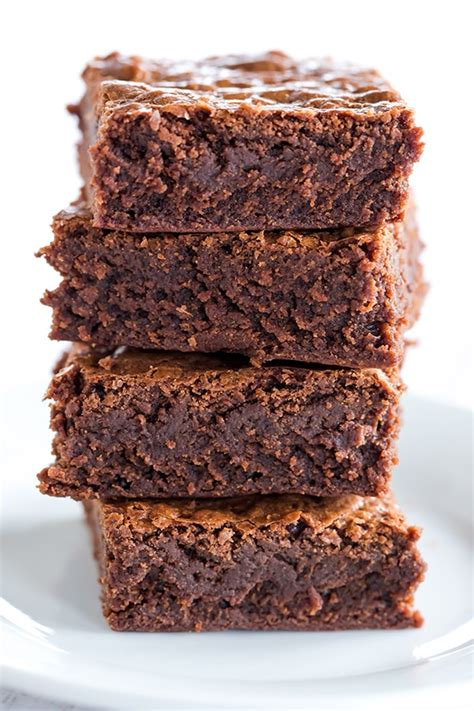 America S Test Kitchen Brownies by The Baked Brownie Brown Eyed Baker Bloglovin