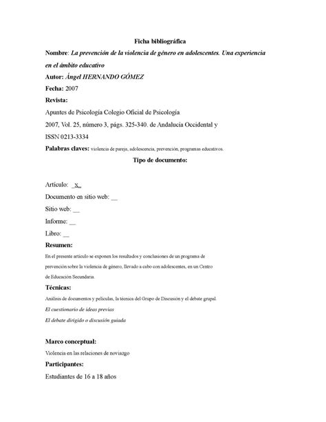 Calaméo - Ficha Bibliográfica