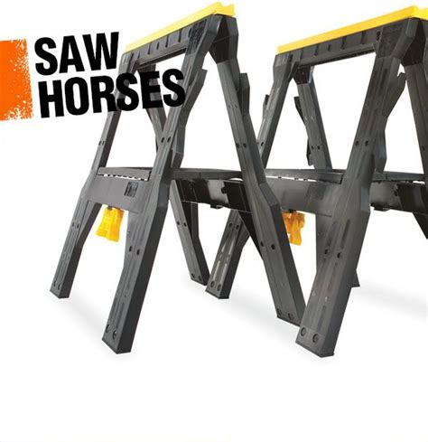 Home Depot Saw Horses by Tony Morris Itv Images Frompo 1