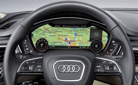 Audi Virtual Cockpit by Audi A4 Und Audi A4 Avant Mit Erweitertem Infotainment