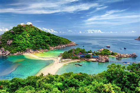 nang yuan island   coast  ko tao thailand photo