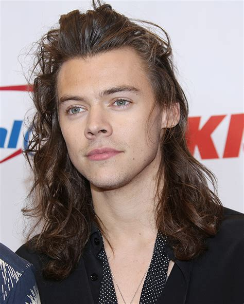 Cut His Hair by Why Harry Styles Cut His Hair His Reason For Chopping His