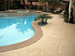 How To Overlay Concrete Patio Kool Deck Installs Salty Dog Poolssalty Dog Pools