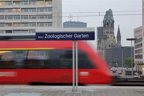 Zoologischer Garten Berlin Bahn by Bahnhof Berlin Zoologischer Garten Fotos Bahnbilder De