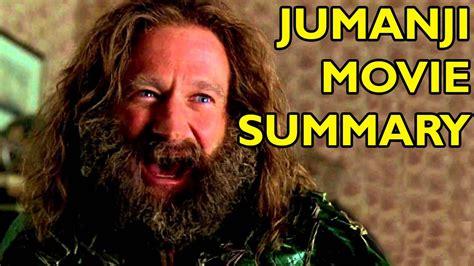 Jumanji Movie Summary | movie spoiler alerts jumanji 1995 video summary youtube