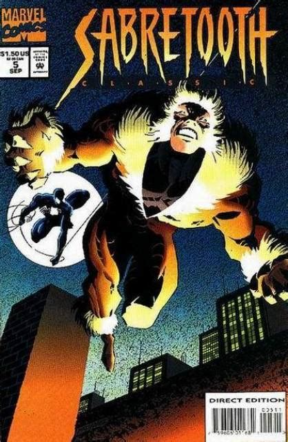 sabretooth classic vol 1 12 marvel database fandom powered by wikia sabretooth classic 6 falling issue