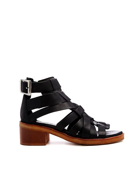 sandals at gladiator sandal asos gladiator sandal