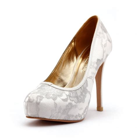 White Bridal Heels by Bridal Heels White Is Heel