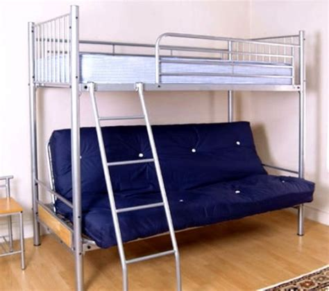 Ikea Futon Bunk Bed with Ikea Futon Bunk Bed For More Space