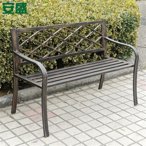 park bench cost compare prices on iron garden benches online shopping buy