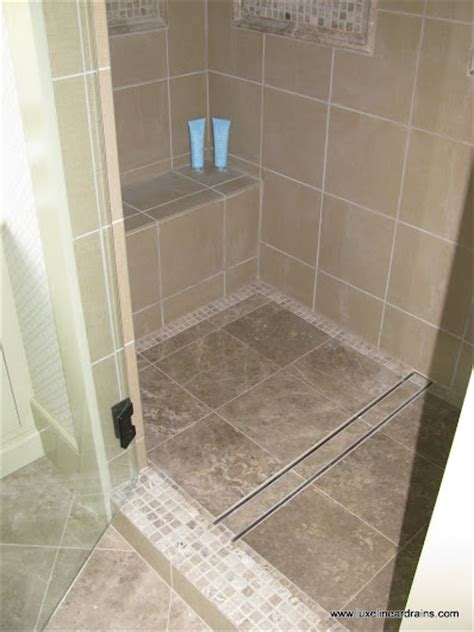 Should I Shower by Which Of Linear Shower Drain Should I Choose Luxe