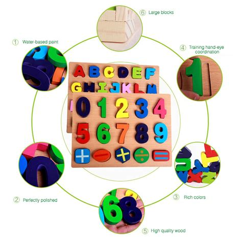 Puzzle Knob Number Type A two types of wooden number peg puzzle board knob peg puzzle wooden chunky puzzle early