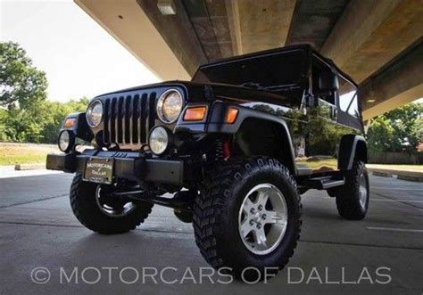 Jeep Wrangler With 3 Inch Lift Buy Used 2006 Jeep Wrangler Unlimited 3 Inch Lift