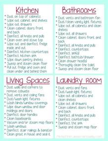 things you need for new house 25 best ideas about cleaning checklist on pinterest spring cleaning list spring cleaning