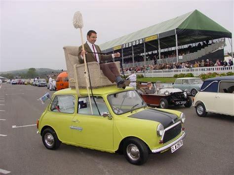 mr bean sofa on car rc mr bean s mini cooper a lego 174 creation by lp technic