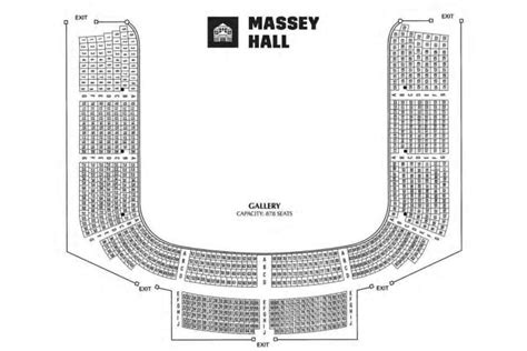 massey hall floor plan massey hall floor plan meze blog