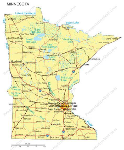 united states map minnesota minnesota map and minnesota satellite images