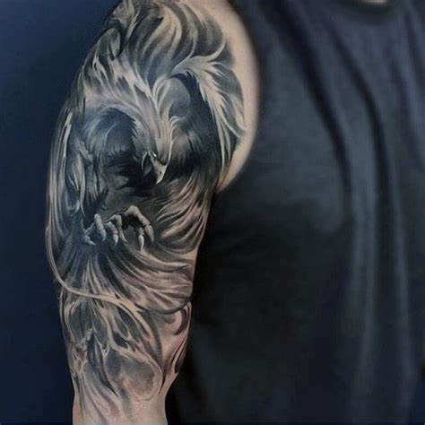 badass half sleeve tattoos best 25 ideas on