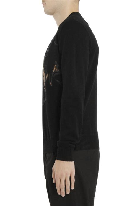 givenchy rottweiler sweatshirt givenchy rottweiler print cotton sweatshirt freshness mag