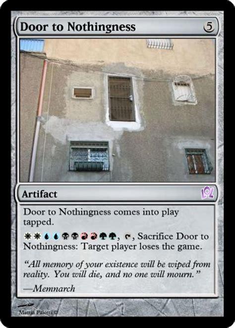 magic rmx door to nothingness by tia86 on deviantart