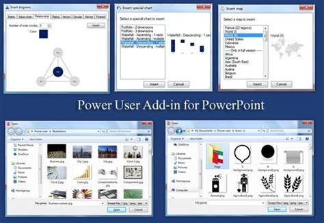 add powerpoint template make powerpoint more powerful with power user add in