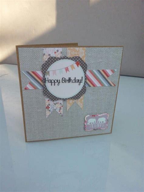 Birthday Cards Pintrest Birthday Card My Homemade Cards Pinterest