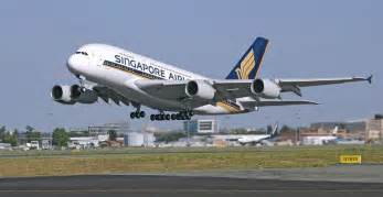 Airlines That Fly To Civil Aviation Singapore Airlines Routes Map