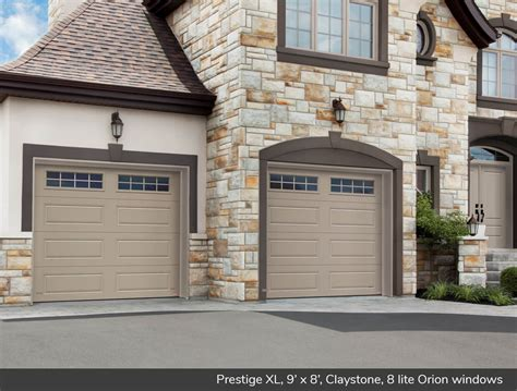 Prestige Garage Doors Prestige Xl Design From Garaga Garage Doors