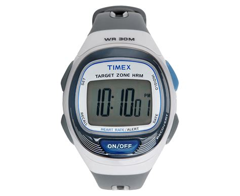 Sale Timex 36mm Personal Trainer Rate Monitor Grey Timex 36mm Personal Trainer Rate Monitor Grey