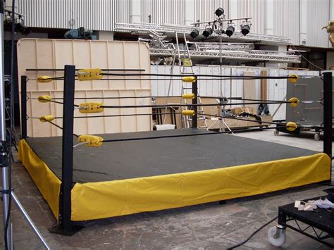 how to make a backyard wrestling ring outdoor furniture
