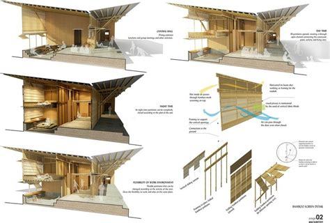 mud house design competition winner a2 e architect