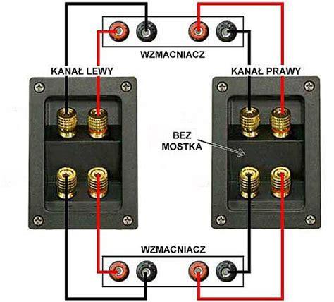 bi wiring oraz bi ing czy warto kable głośnikowe
