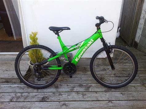 Kawasaki Mountain Bike by Mountain Bike Kawasaki Vortex For Sale In Knocklyon