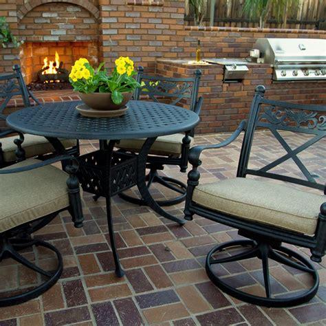 California Patio Furniture Outdoor Dining Collections California Patio