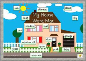 my home english teachers resources and ideas my house