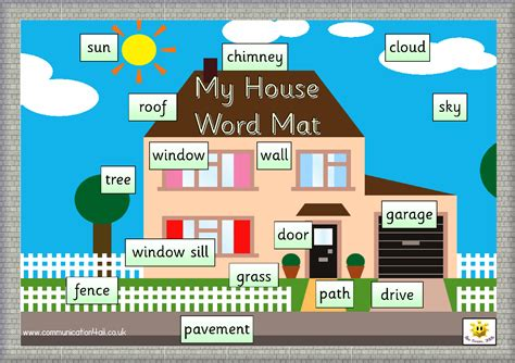 My House teachers resources and ideas my house