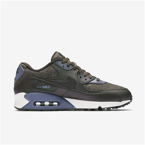 Nike Airmax 90 Premium Quality blue white mens nike air max 90 premium shoes