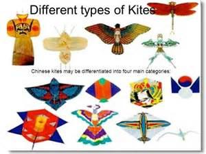 different types of kites authorstream