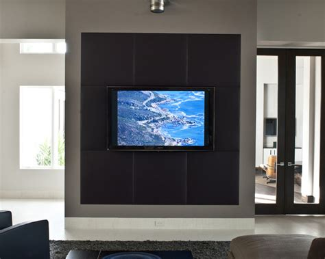 media wall media wall contemporary home theater ta by