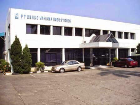 loker terbaru di mm2100 lowongan kerja pt denko wahana industries indonesia mm2100