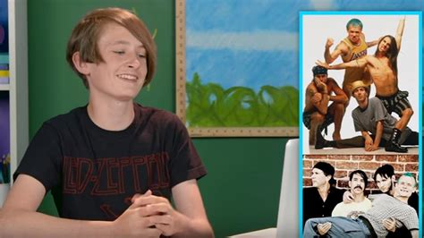 react charity home react kids react to hearing red hot chili peppers for the first time