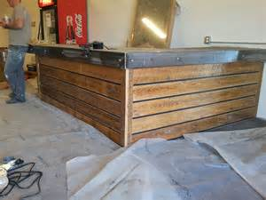 commercial countertop for a industrial kitchen