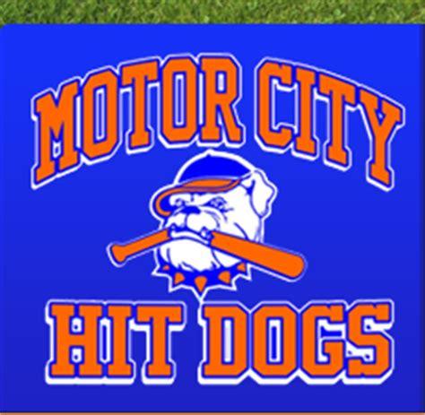 motor city hit dogs home motor city baseball club hit dogs