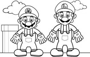 mario brothers coloring pages 9 free mario bros coloring pages for gt gt disney