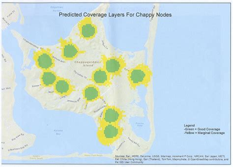 Chappaquiddick Map Edgartown Chappy Wireless Committee Will Sound Out Residents The Martha S Vineyard Times