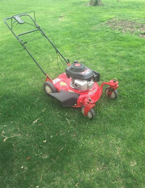 mtd lawnmower mower  honda engine farming  streamwood il offerup